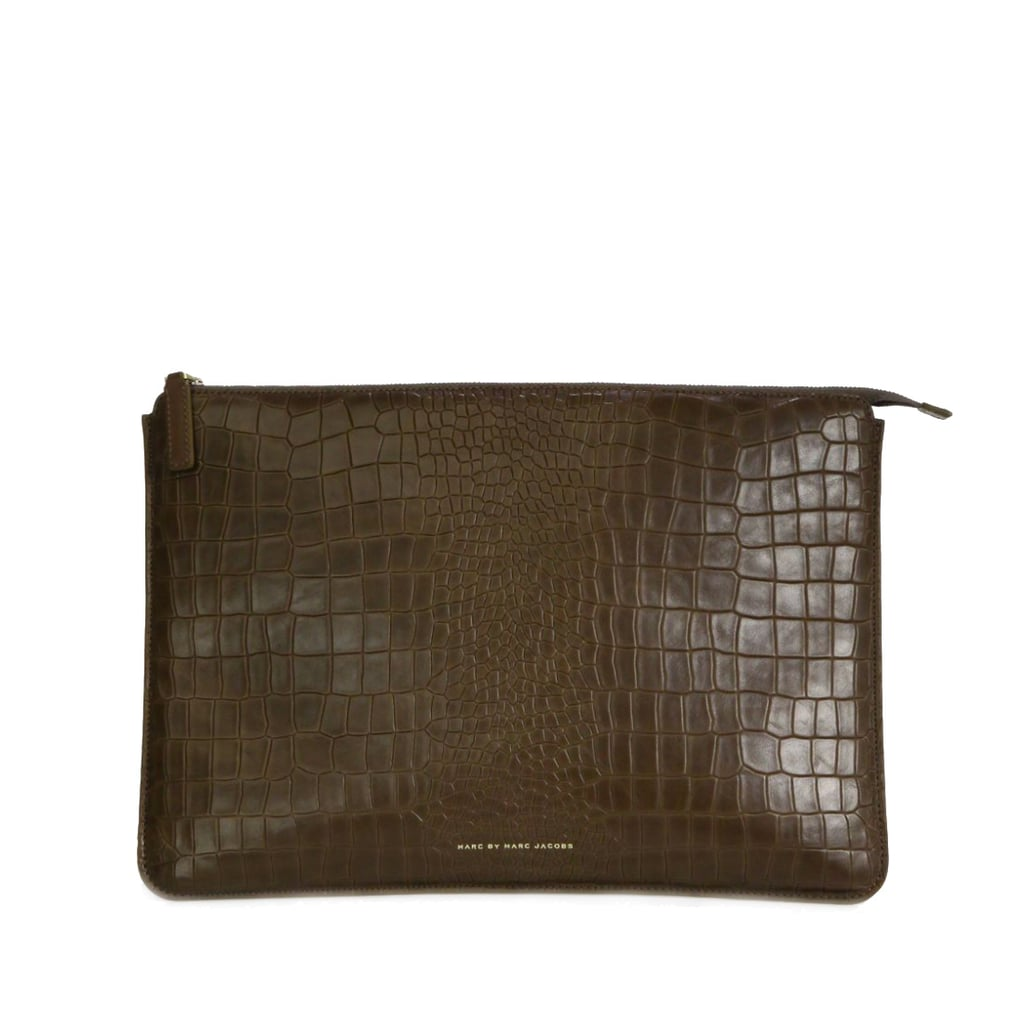 Use this Marc by Marc Jacobs case ($248) to house your laptop one day, then use it as an oversize day clutch the next.