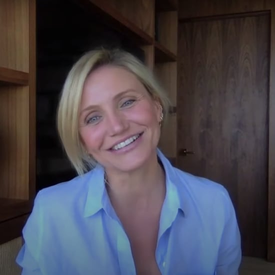 Watch Cameron Diaz Talk Being a New Mom on Jimmy Fallon