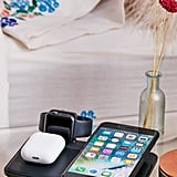 Nomad Base Station Wireless Charging Hub Apple Watch Edition