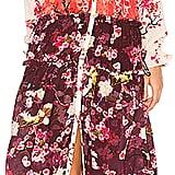 Rococo Sand Floral Maxi Dress