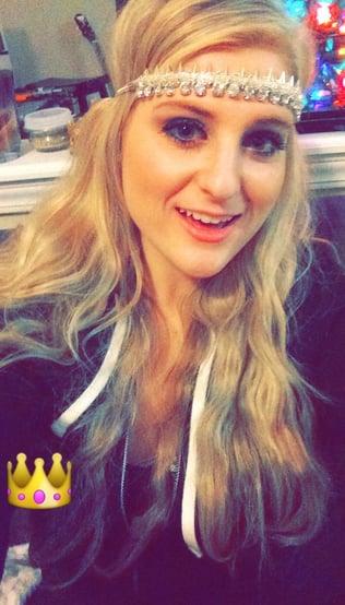 Meghan Trainor on Snapchat: mtrainor22