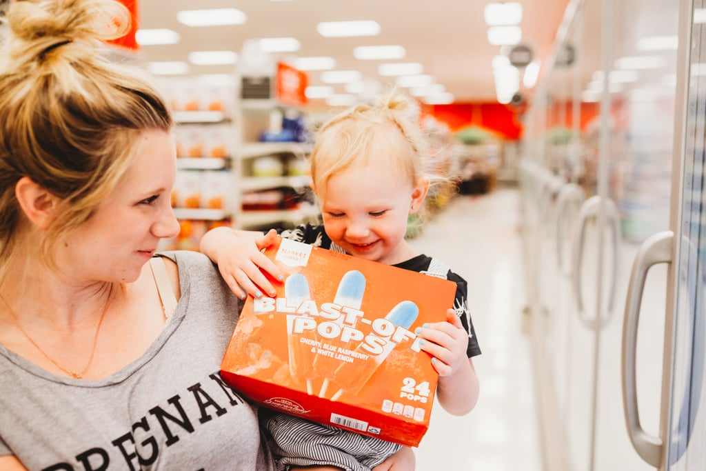This Mom Had a Maternity Shoot at Target For Her Rainbow Baby — It'll Feed Your Soul