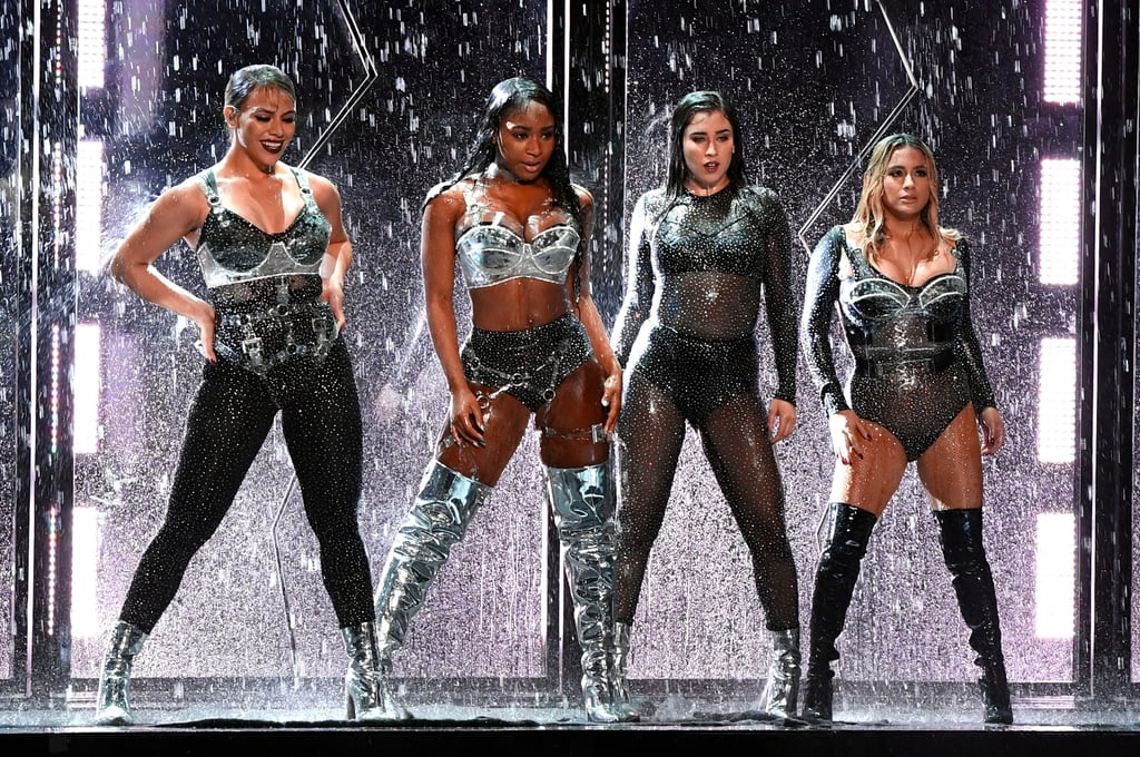 Fifth Harmony Dissed Camila Cabello at the VMAs — and the Internet Can't Deal