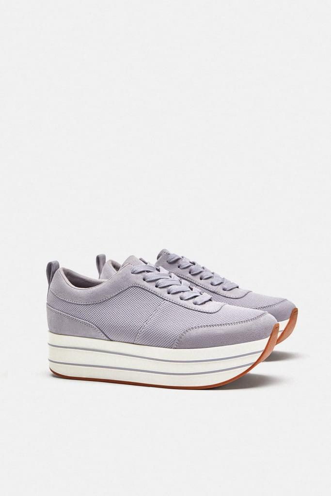 Zara Platform Sneakers | Sneaker Trends