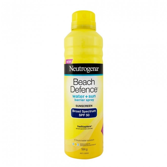 Neutrogena Beach Defence Sunscreen Mist SPF50