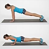 Tabata Two: Chaturanga Push-Up