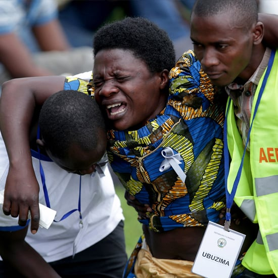 Rwandan Genocide 20th Anniversary Powerful Pictures