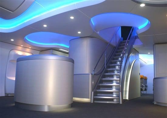 Boeing's Futuristic 747-8 Intercontinental