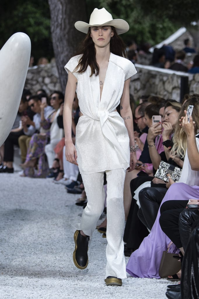 Variations of the Archlight Debuted on the Louis Vuitton Resort 2019 Runway