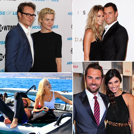 10 of Our Favourite Australian Celebrity Couples