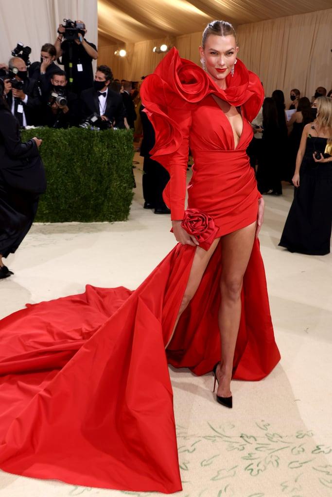 Karlie Kloss at the 2021 Met Gala