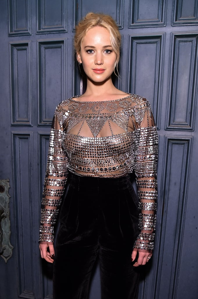 Jennifer Lawrence is Already Wearing the Pants You'll Want This Fall