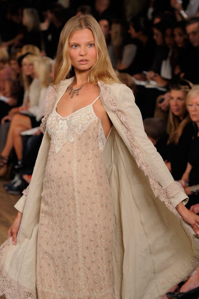 2011 Spring New York Fashion Week: Ralph Lauren
