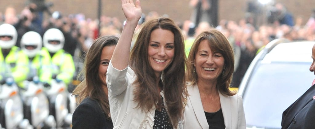 10 Stylish Photos of Kate Middleton and Her Mum That Will Have You Seeing Double