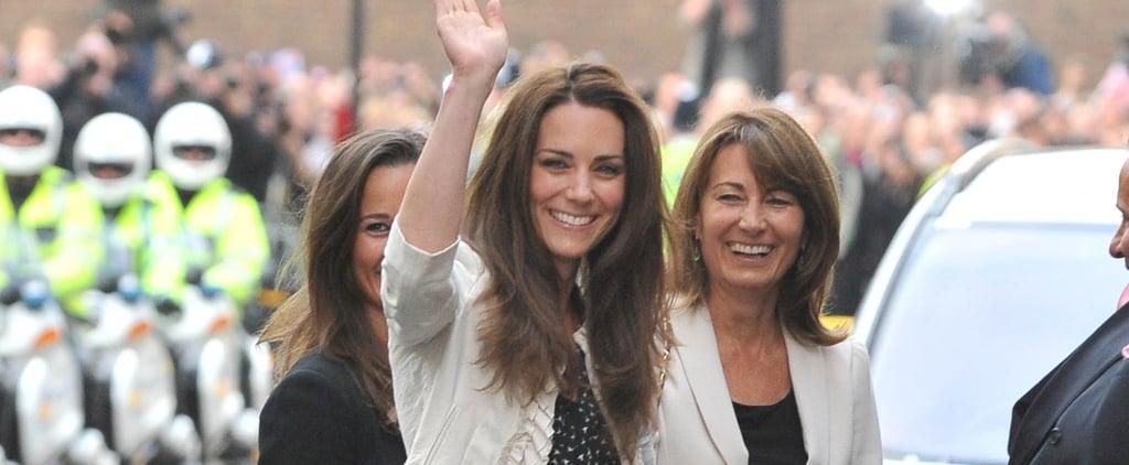 Kate Middleton's Mom Style