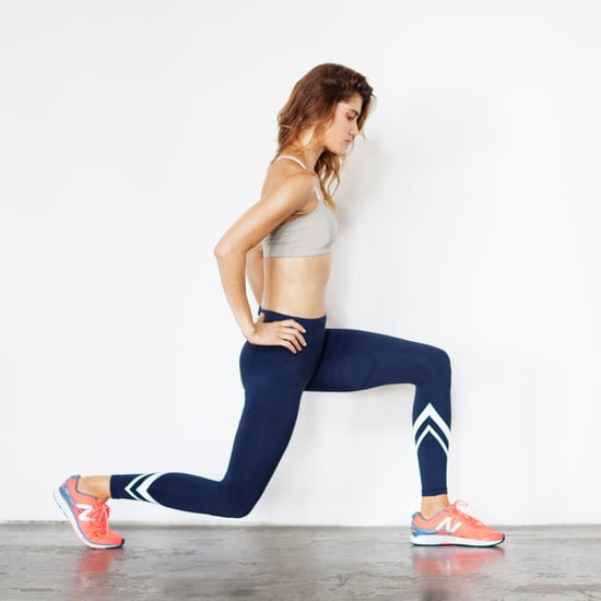 How to Properly Perform Walking Lunges