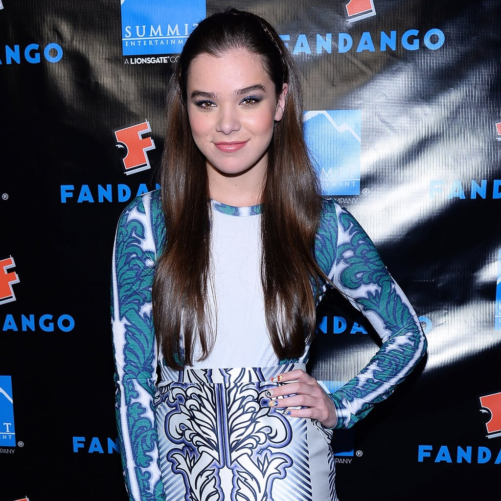 Hailee Steinfeld Style at Comic-Con 2013