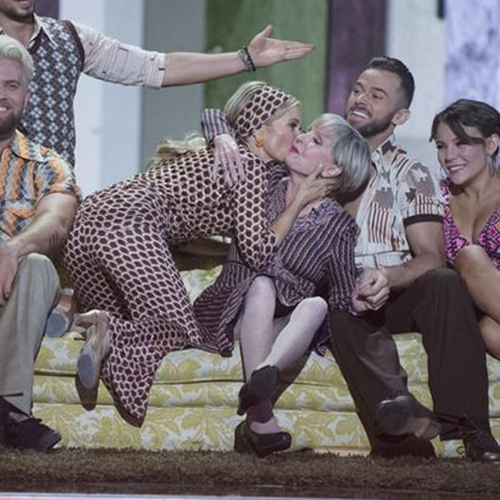 Maureen McCormick Dances to The Brady Bunch Song on DWTS