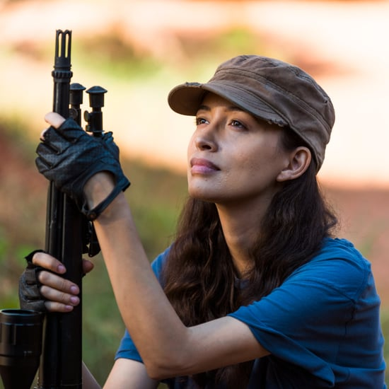 What Happens to Rosita in The Walking Dead Comics?