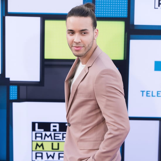 Prince Royce at the Latin American Music Awards 2016