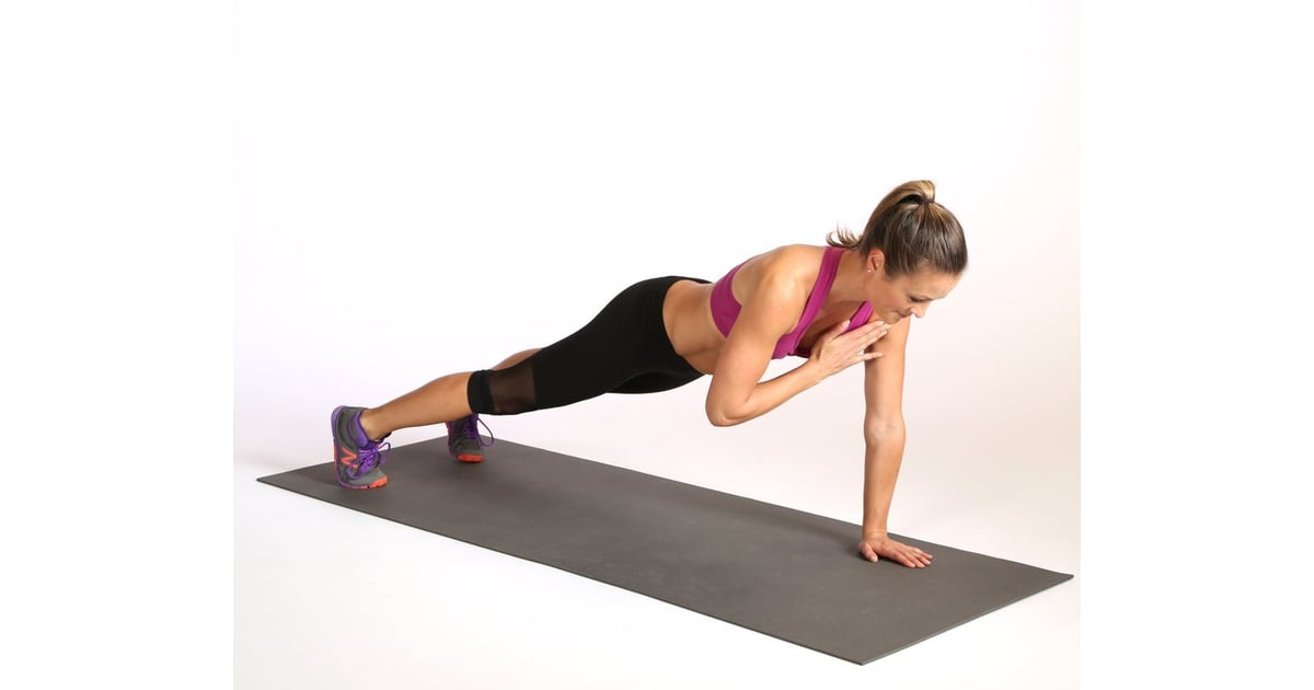 Shoulder Taps 20 Minute No Equipment Circuit Workout
