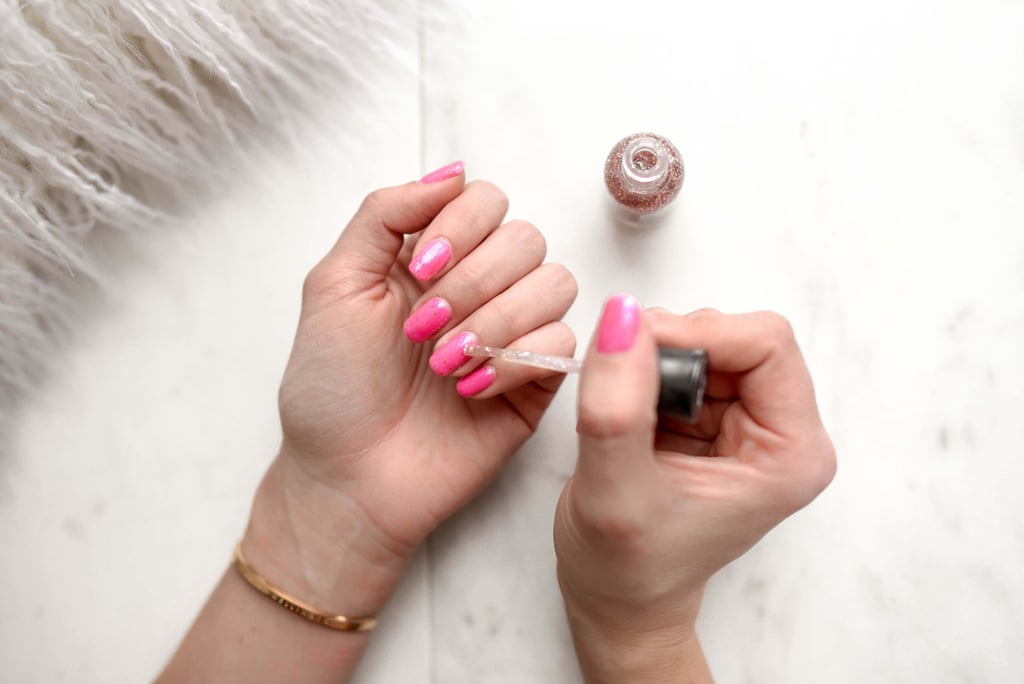 Air Bubbles In Gel Manicure Popsugar Beauty