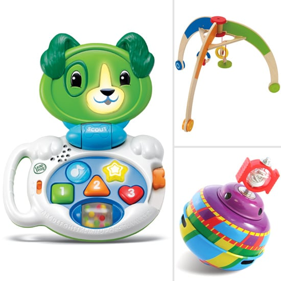 5 Baby Toys to Add to Your Infant's Repertoire Now