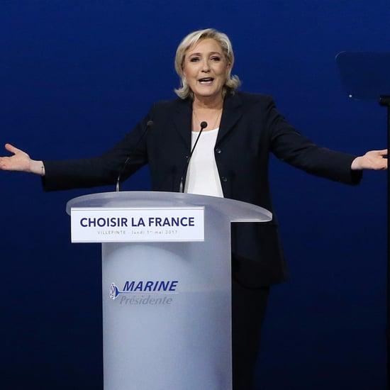 Marine Le Pen Plagiarism