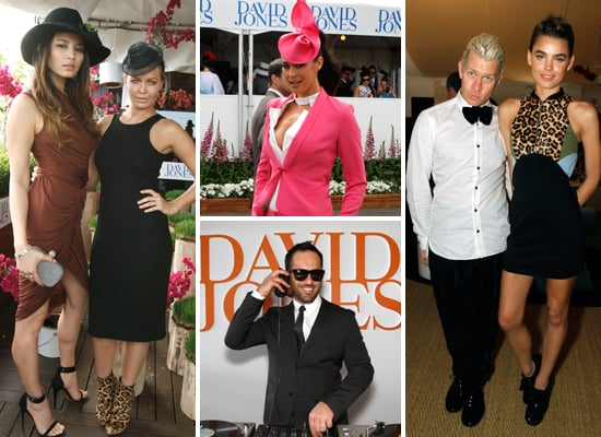 Celebrities at 2011 Caulfield Cup
