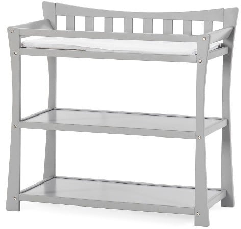 Child Craft Parisian Changing Table 37 Beloved Baby