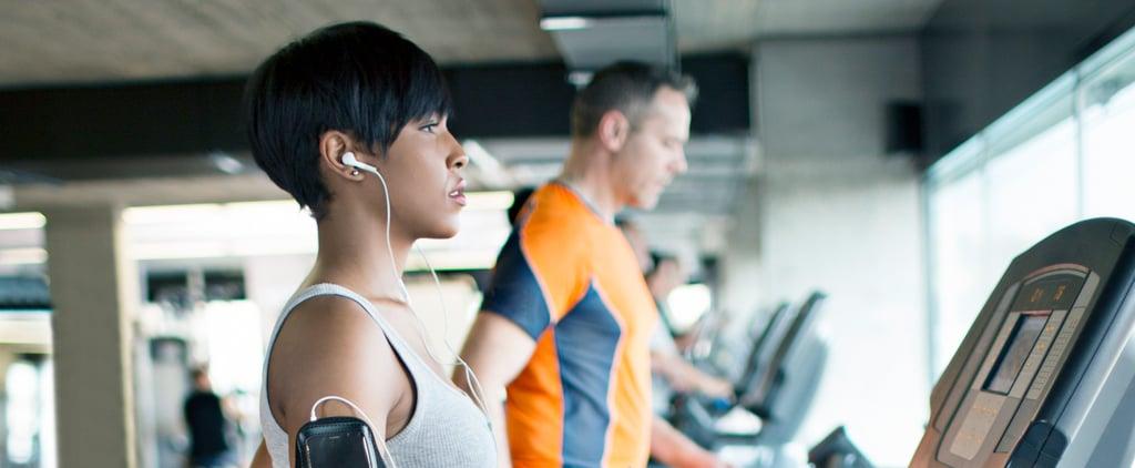 Treadmill Incline Walking Workout