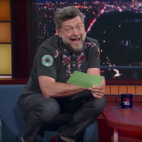 Andy Serkis Reads Donald Trump Tweets as Gollum