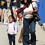 Pictures of Salma and Valentina