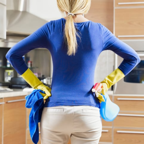 Housecleaning Tips For Busy Moms