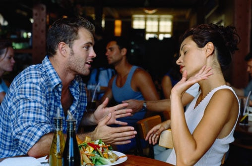 Relationship Protocol: Do Major Events Cause Arguments?