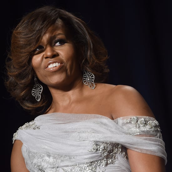 Michelle Obama White House Correspondents' Dinner Dresses