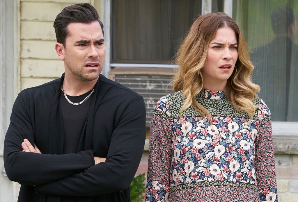 Schitt's Creek: Alexis and David's Best Moments Together