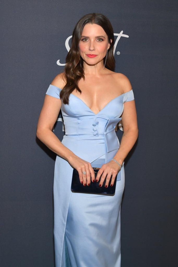 Sophia Bush at the 2020 Golden Globes Afterparty