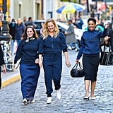 Amy Schumer Out in NYC After Announcing Pregnancy 2018