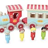 Infant Boy's Indigo Jamm Wooden Train Toy