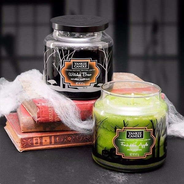 Halloween Yankee Candles
