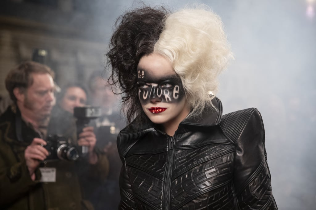 Cruella Halloween Hair and Makeup Ideas to Re-Create