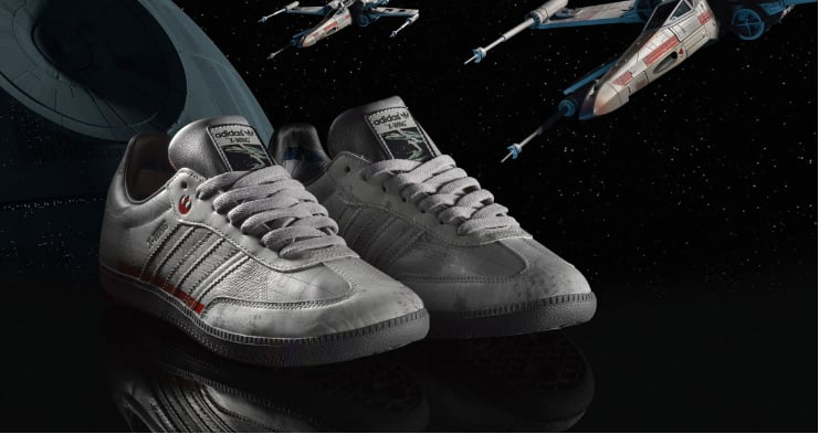adidas star wars shoes australia