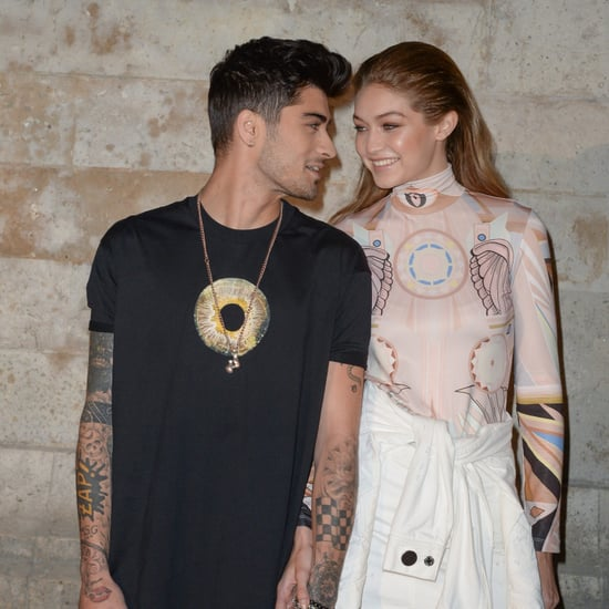Gigi Hadid Responds to Rumor Relationship With Zayn Is Fake