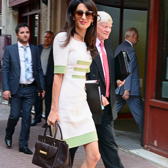 Amal Clooney Gets Ballin Bag Named After Her