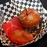 Gotham Bar & Grill Burger