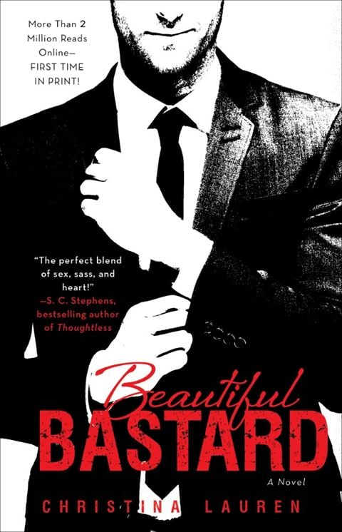 """Beautiful Bastard Series Like Fifty Shades of Grey, the Beautiful Bastard series (written by Lauren Billings and Christina Hobbs) began as Twilight fan fiction. In the books, Chloe Mills is an intern at a major media conglomerate, and Bennett Ryan is the heir and executive who has returned from France to Chicago to take control of the company. """"He's exacting, blunt, inconsiderate —and completely irresistible."""""""