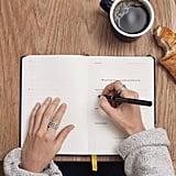 Make a to-do list.