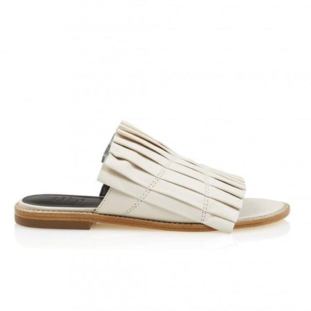 Tibi 'Jill' Slides ($395)