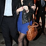 Princess Eugenie celebrated her 22nd birthday with a night out in 2012.